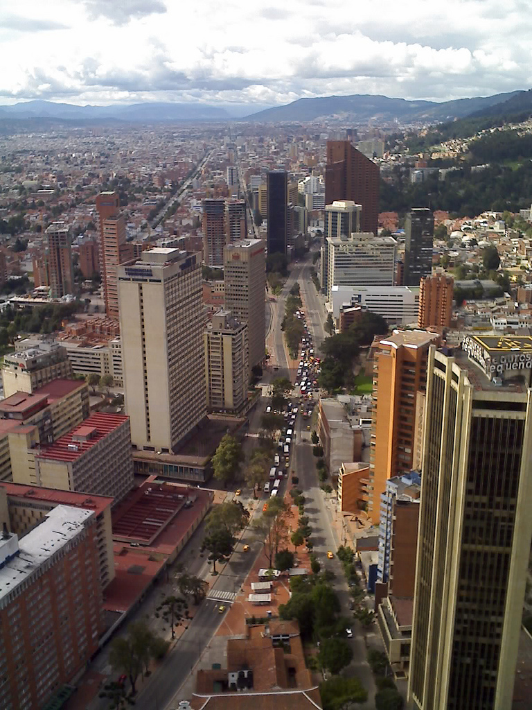 Bogota Photo City Photo