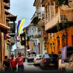 Streets of Cartagena