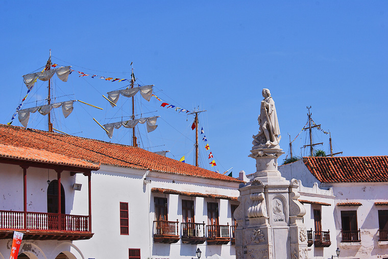 cartagena sailships