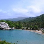 tayrona beach and jungle