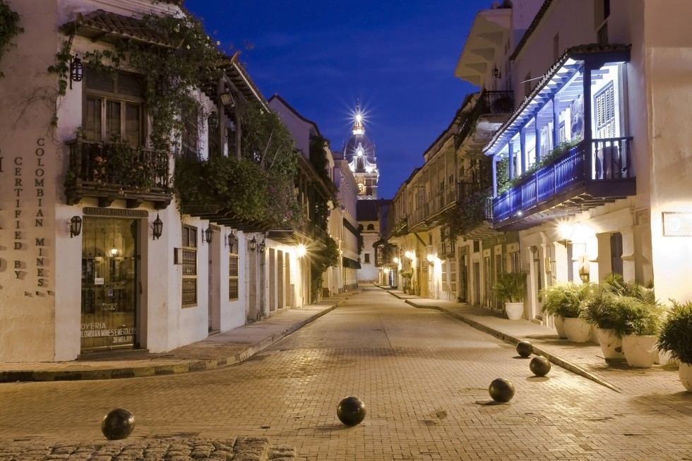Cartagena Hotels Old City